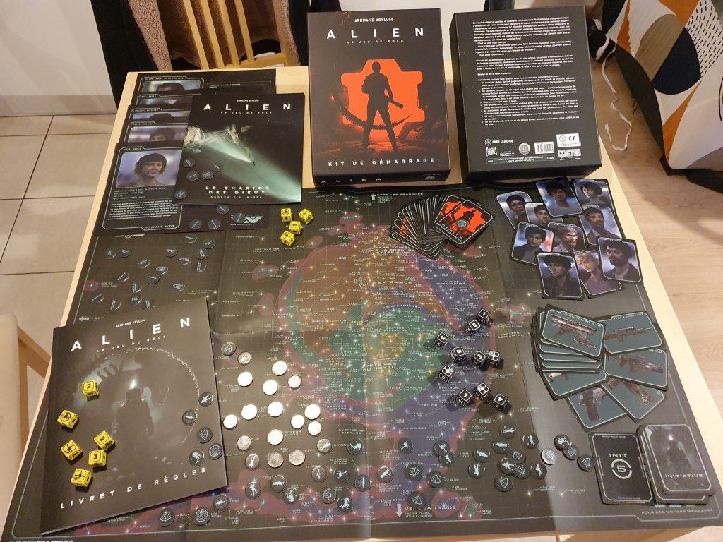 alien jeu de role